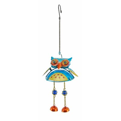 Owl Wind Chime 71187