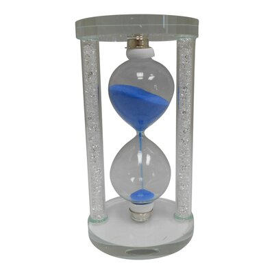 Sand Timer Hourglass Color: Blue