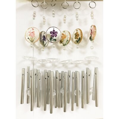 6 Piece Wind Chime Set 6-mini-chimes