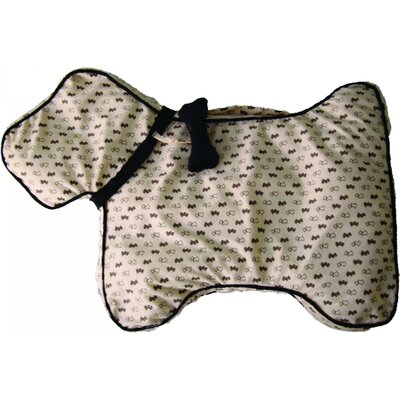 Dog-Shape Mat for Pet