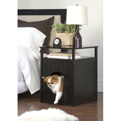 Pet House and Litter Box