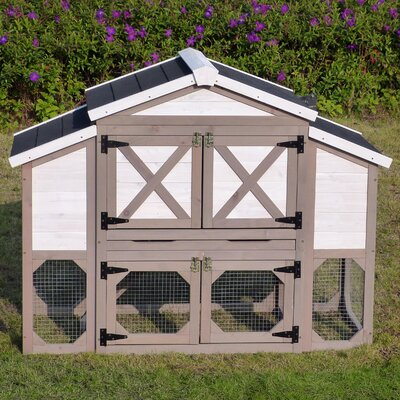 Fontaine Country Style Chicken Coop
