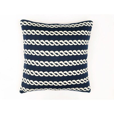 Nautico Cotton Throw Pillow