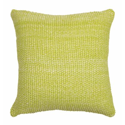 Motley Moss Pillow Cover Color: Leaf Green