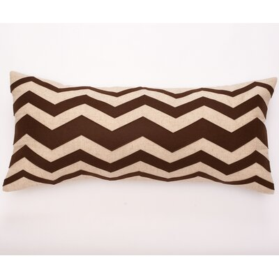 Chevron Cotton Pillow Cover