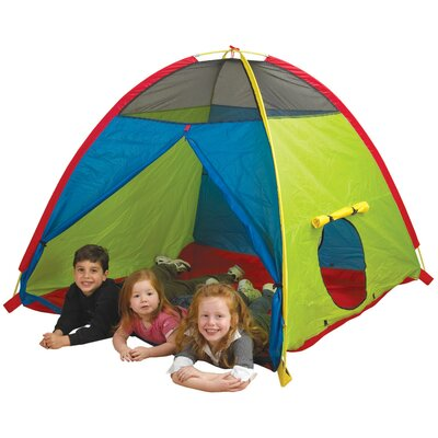 Pacific Play Tents Super Duper 4 Kid Play Tent 40205