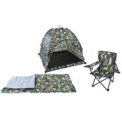 Camo 1 Person Tent