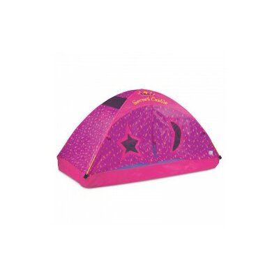 PACIFIC PLAY TENTS Secret Castle Bed Tent - Size: Twin Bed Tent
