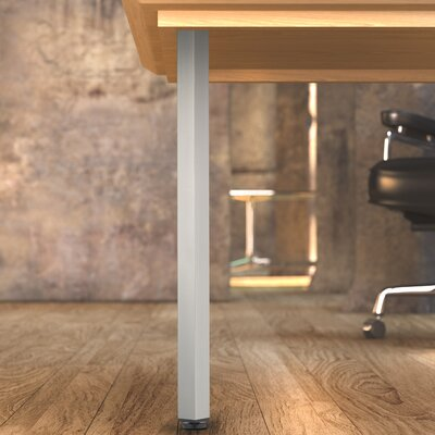 Square Adjustable Table Leg