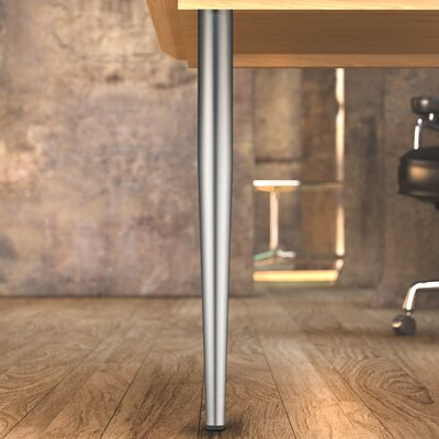 Round Adjustable Tapered Table Leg