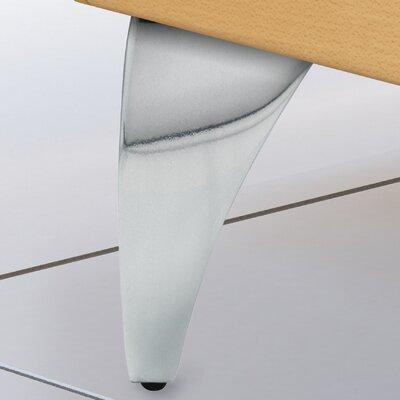 Aluminum Furniture Leg Finish: Polished Aluminum