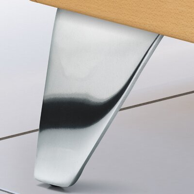 Aluminum Furniture Leg Finish: Polished Aluminum