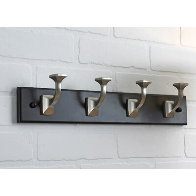 Transitional Wall Mounted Coat Rack 1183429