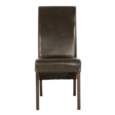 Aida Traditional Upholstered Dining Chair