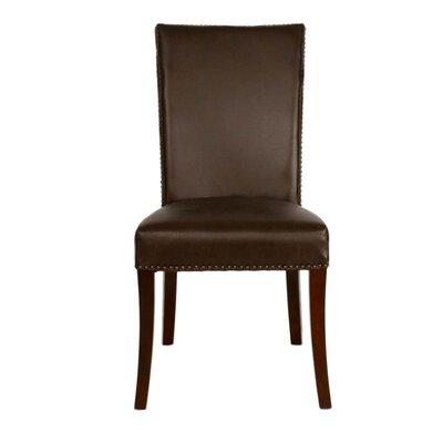 Ahren Side Chair (Set of 2) Finish: Havana