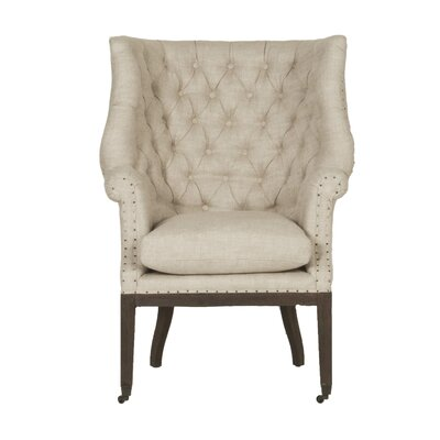 Chalet Wing back Chair