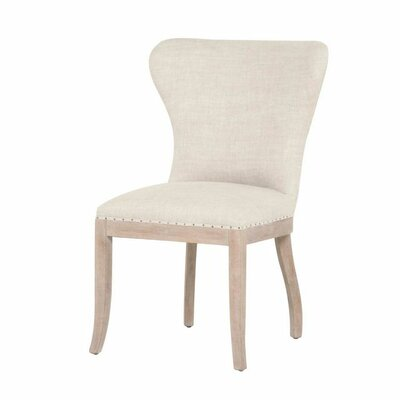 Epernay Side Chair (Set of 2) Finish: Stone Wash