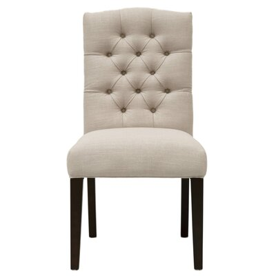 Graham Side Chair (Set of 2) Finish: Birch