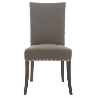 Soho Side Chair (Set of 2) Finish: Sepia