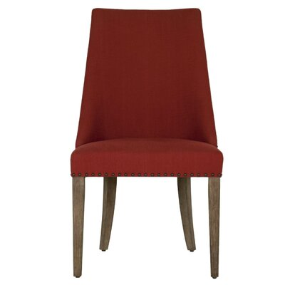 Park Side Chair Upholstery: Chili