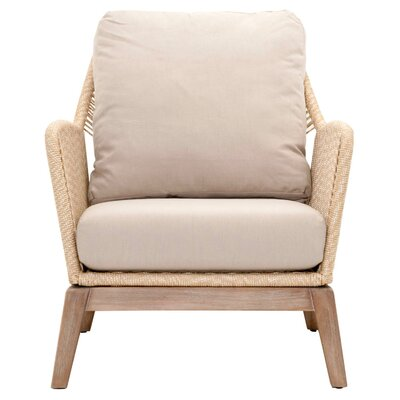 Chantay Armchair Upholstery: Sand