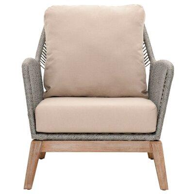 Chantay Armchair Upholstery: Platinum