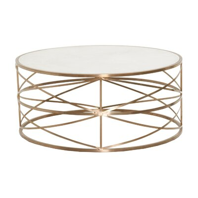 Agustin Round Coffee Table