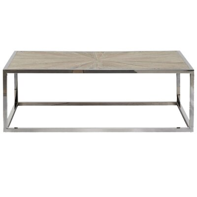 Bella Parquet Coffee Table