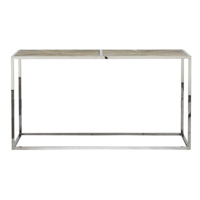 Bella Parquet Console Table