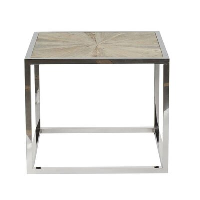 Bella Parquet End Table