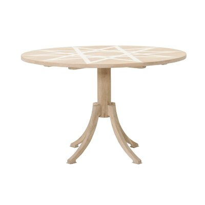"Tribeca 48"" Round Dining Table Z-R0508"