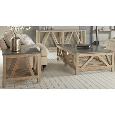 Bella Antique Coffee Table Set
