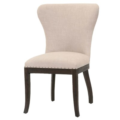 Epernay Side Chair (Set of 2) Finish: Rustic Java