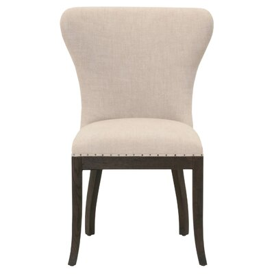 Welles Parsons Chair (Set of 2) Finish: Rustic Java