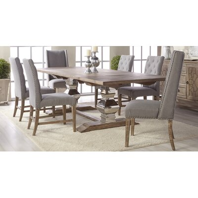 Meeteetse Rectangular Extendable Dining Table