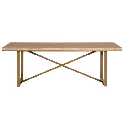 Chace Dining Table Finish: Stone Wash