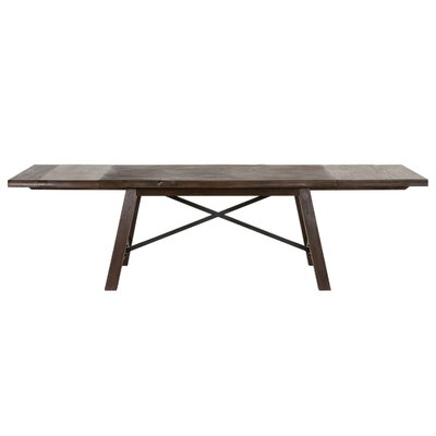 Leigh Extendable Distressed Dining Table
