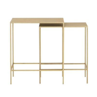 Pavone 2 Piece Nesting Tables