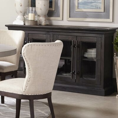 Bastille Sideboard Color: Black Wash