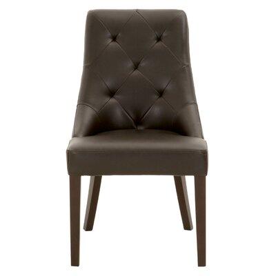 Reed Side Chair Upholstery: Havana