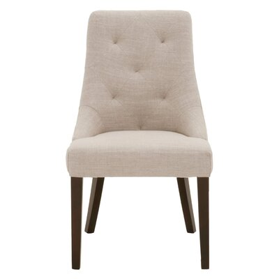 Reed Side Chair Upholstery: Birch
