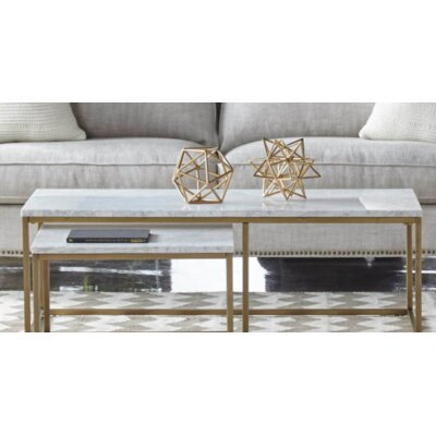 Brookby Place 2 Piece Coffee Table Set