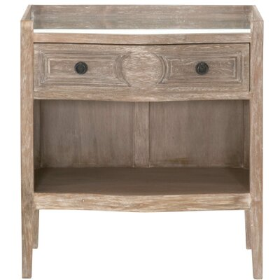 Chantrell 1 Drawer Nightstand