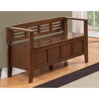 1 Cheap Adams Wood Storage Entryway Bench Low Price Shipping
