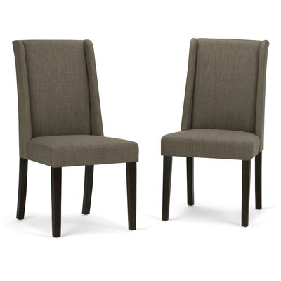 Dining Room TablesSotherby Parson Chair Upholstery Type Light Mocha Linen