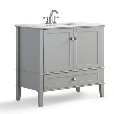 Chelsea 36 Single Bathroom Vanity Set