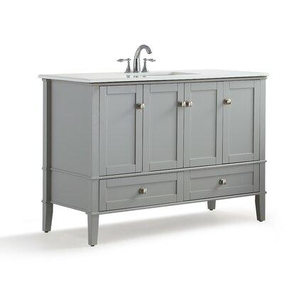 Chelsea Centered 49 Single Bathroom Vanity