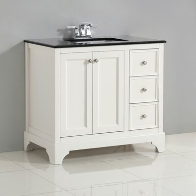 Cambridge 37 Single Bath Vanity Set