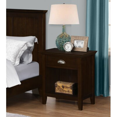 Acadian 1 Drawer Nightstand