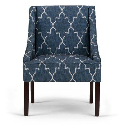 Hayworth Moroccan Slipper Chair